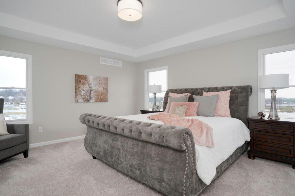 The Ryley master bedroom