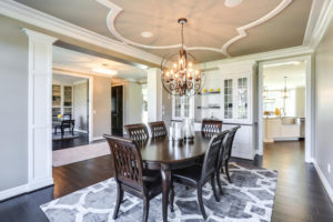 Forbes Capretto dining room