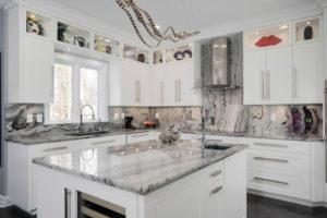 Forbes Capretto kitchen